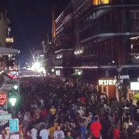 Photo taken at Bourbon Street by Skinny T. on 12/22/2010