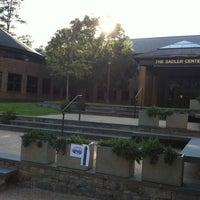 Photo taken at Sadler Center/ UC Terrace by Kathy R. on 10/8/2011