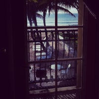 Photo taken at Courtyard Villa On The Ocean Lauderdale By the Sea by Elena S. on 5/26/2012