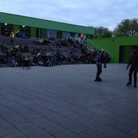 Photo taken at Freiherr-vom-Stein-Gymnasium Münster by Da W. on 5/18/2012