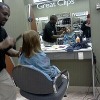 Photo taken at Great Clips by mary p. on 2/17/2012