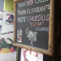 Photo taken at Tropical Juice by Belén S. on 12/9/2011