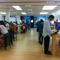 Photo taken at Apple by Seana Y. on 10/18/2011
