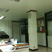 Photo taken at บริษัท ซิสเต็มฟอร์ม จำกัด (System Form Co., Ltd) by Bank Badboyz P. on 7/11/2012