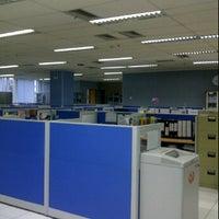 Photo taken at Biro Umum, Sekretariat Jenderal, Kementerian Kelautan dan Perikanan (KKP) by Linda W. on 6/22/2012