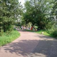 Photo taken at Flevopark by Thuiskok M. on 9/3/2011