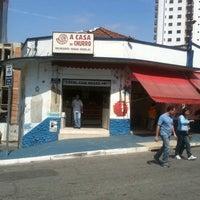 Photo taken at A Casa do Churro by flavvio13 . on 8/27/2011