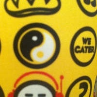 Photo taken at Which Wich? Superior Sandwiches by Jobie W. on 7/8/2012