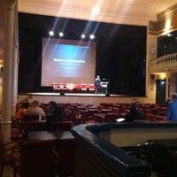 Photo taken at Teatro Socjale Piangipane by Stefano M. on 4/20/2012