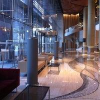 Photo taken at Bahrain city center, kempinski hotel by Gfx69 on 9/16/2011