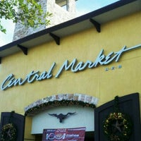 Photo taken at Central Market by Brian S. on 11/5/2011