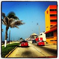 Photo taken at Malecón by Ju9n M. on 6/9/2012