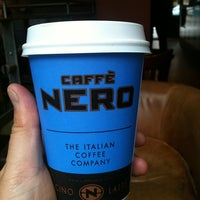 Photo taken at Caffé Nero by Mark on 8/22/2011