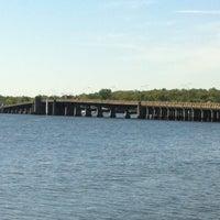 Photo taken at Oceanic Bridge by Jeff B. on 5/10/2011
