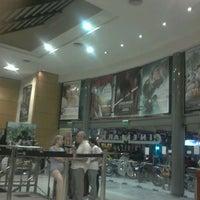Photo taken at Cinemark Caballito by Juan S. on 1/28/2012