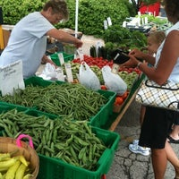 Photo taken at New Berlin Farmers Market by Dax P. on 7/23/2011