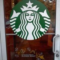 Photo taken at Starbucks by QueenofGems on 1/22/2012