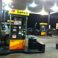 Photo taken at Love's Travel Stop by Veronica L. on 1/22/2012
