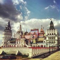 Снимок сделан в Измайловский кремль пользователем Sergey Z. 6/23/2012