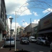 Photo taken at Rua Coronel Pedro Penteado by Jefferson B. on 1/3/2012