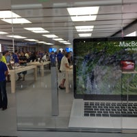 Photo taken at Apple Syracuse by Chris S. on 8/25/2012