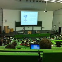 Photo taken at Ruhr-Universität HZO by Chrs S. on 7/5/2011