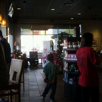 Photo taken at Starbucks by The G. on 11/25/2011
