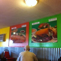 Photo taken at Tio Dan's Puffy Tacos by Jan G. on 5/5/2012