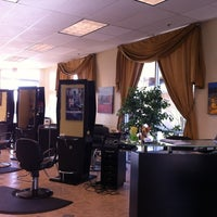 Photo taken at Poseys Family Beauty Care by Poseys S. on 5/4/2012