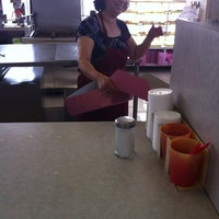 Photo taken at Sweet O Donuts by Dan F. on 8/16/2012