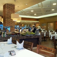 Photo taken at Churrascaria Montana Grill by Ben L. on 1/23/2012