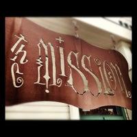 Снимок сделан в The Mission пользователем Angel K. 4/21/2012
