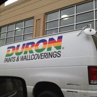 Photo taken at Duron Paints & Wallcoverings by Omar on 2/16/2012