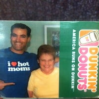Photo taken at Dunkin' Donuts by Mike on 10/1/2011