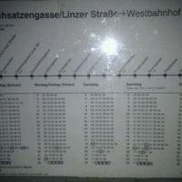 Photo taken at H Hochsatzengasse by Enrique G. on 1/31/2012
