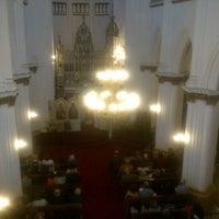 Photo taken at Iglesia San Nicolas by LeY on 12/11/2011