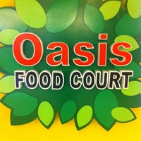 Photo taken at Oasis Food Court by Don L. on 12/29/2010