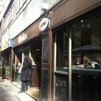 Photo taken at Nicolas Café by Alejandro M. on 5/18/2011