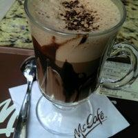 Photo taken at McCafé by Marcelo K. on 10/21/2011