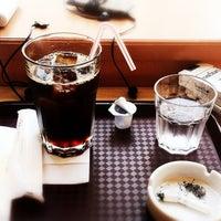 Photo taken at cafe yc by Yutaka Y. on 9/6/2012