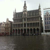 Photo taken at Museum of the City of Brussels by Geoffroy C. on 8/29/2011