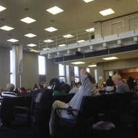 Photo taken at Gate 25 by Tom C. on 9/10/2012