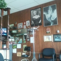 Photo taken at Freddies Barber Shop by Bill B. on 9/9/2011