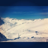 Photo taken at The Remarkables Ski Area by Brandon N. on 8/18/2012