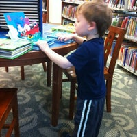 Photo taken at Huntington Public Library by Azie S. on 5/9/2012