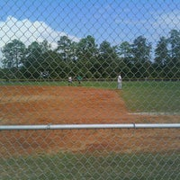 Photo taken at Oak Grove Sports Complex by Connie L. on 9/24/2011