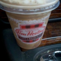 Photo taken at Tim Hortons by Tracie L. on 7/26/2012