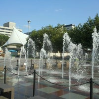 Photo taken at Crown Center by Katie J. on 8/15/2012