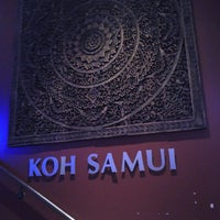 Photo taken at Koh Samui & The Monkey by Takahiro Y. on 4/3/2012