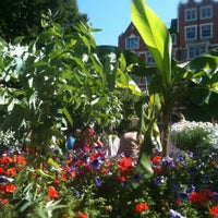 Photo taken at Golden Square by Alex on 9/5/2012